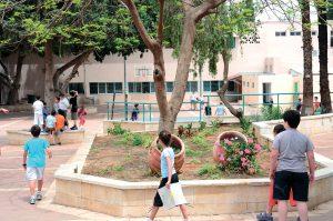 בית ספר הס. צילום: זאב שטרן