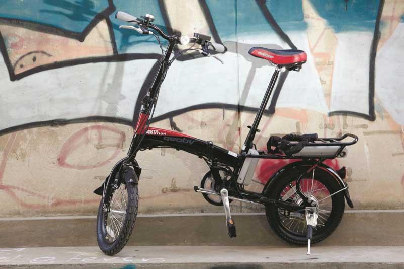 אופניים חשמליים. צילום: עופר וקנין