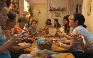 מפגש קהילה יוצרת של העמותה