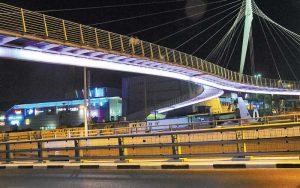 גשר המיתרים צילום זאב שטרן