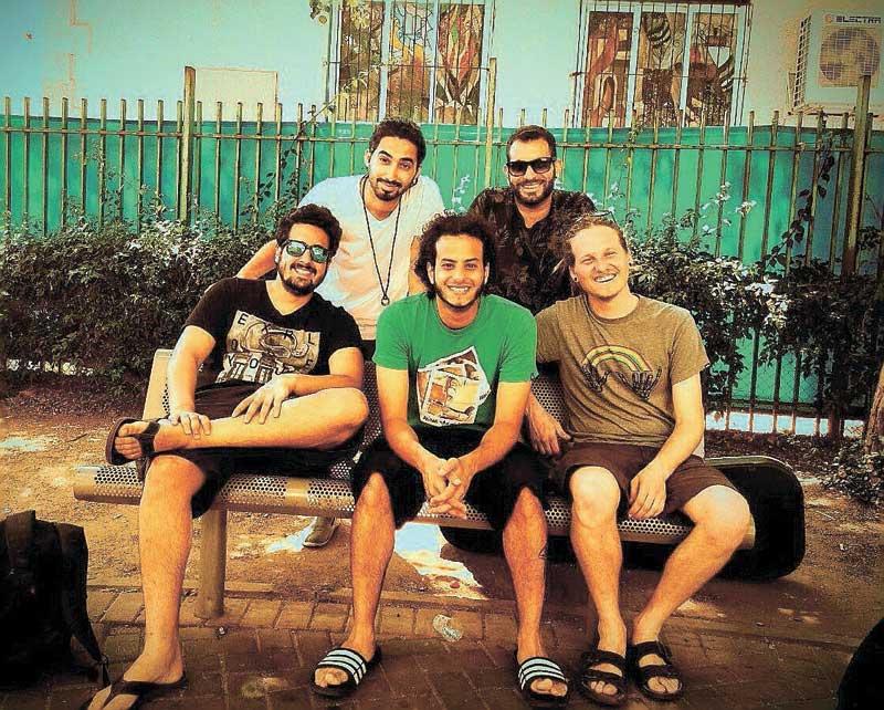 להקת ג'אמאיה