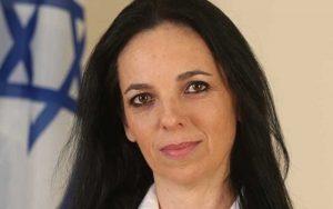 שופטת בית משפט השלום איילת גולן תבורי. צילום דוברות בית המשפט
