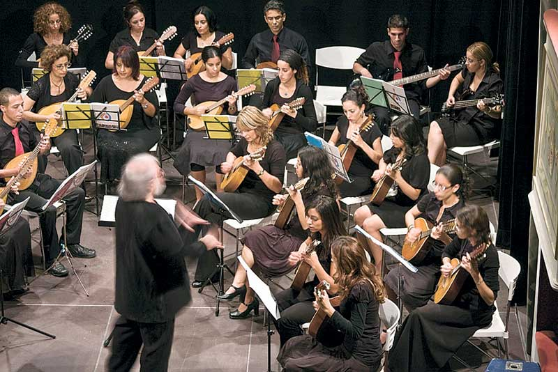 תזמורת כלי הפריטה הישראלית ראש העין