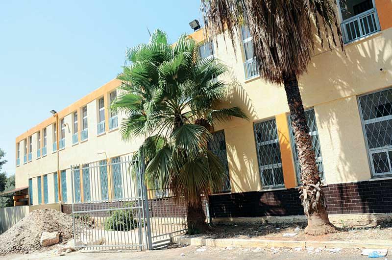 """בית ספר פיק""""א. צילום זאב שטרן"""