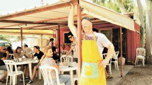 איתי גולן, החומוס של ג'ינג'י. צילום: אורלי בויום