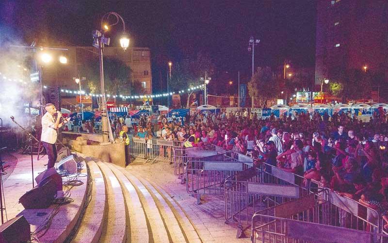 פסטיבל לא לדאוגוסט. צילום דוברות העירייה