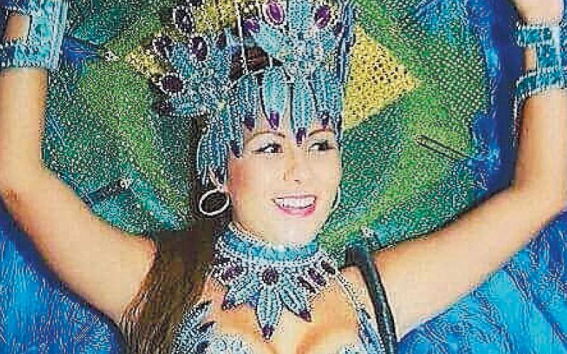 """כוכבת מקומית: לינה אריסטיסבל. צילום יח""""צ"""