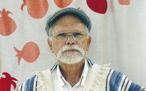 יואל בר גיל חזן הקהילה הקונסרבאטיבית צילום זאב שטרן