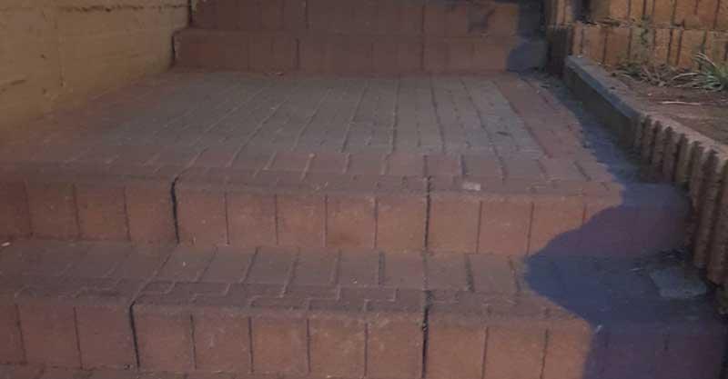 מדרגות גידרון. צילום: צופית שרפי