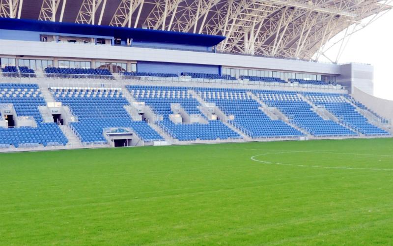 אצטדיון ראש הזהב. צילום: זאב שטרן