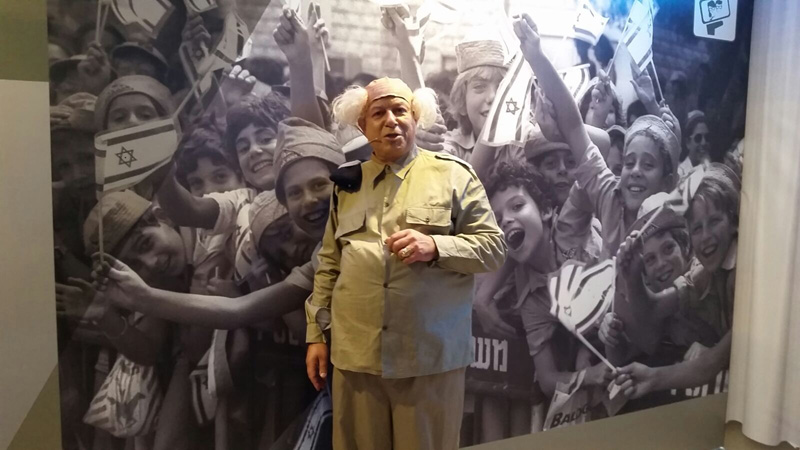 אירוע 70 שנה למדינה בכיכר המייסדים בפתח תקוה. צילום מזל טלבי לוי