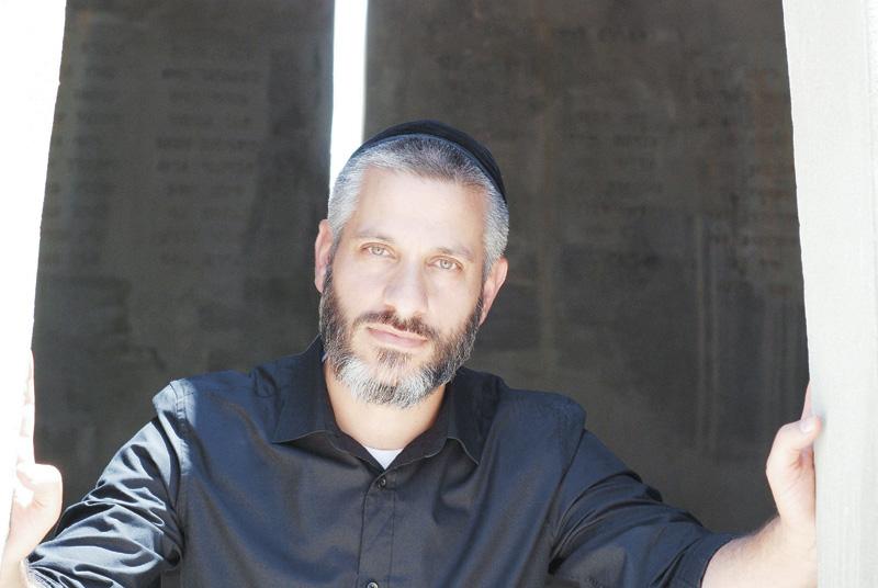 אביתר בנאי. צילום עירא דיין
