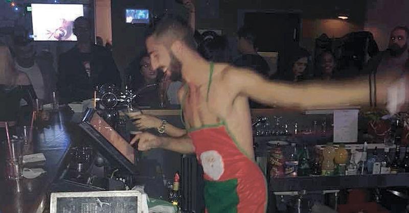 """הדרינק פוינט: שישי שבת של ריקודים ואלכוהול. צילום יח""""צ"""