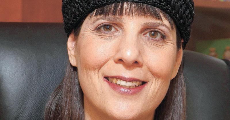 שרה בר אשר. צילום באדיבות שרה בר אשר