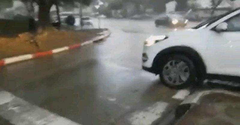 רחוב שפרינצק. צילום אהוד בן יהודה