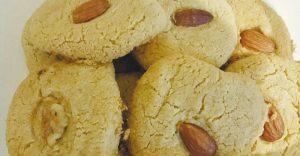 עוגיות טחינה.צילום אריאל בסון