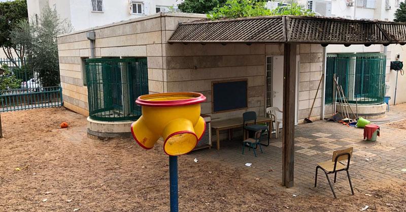 גן אגס. צילום באדיבות ההורים