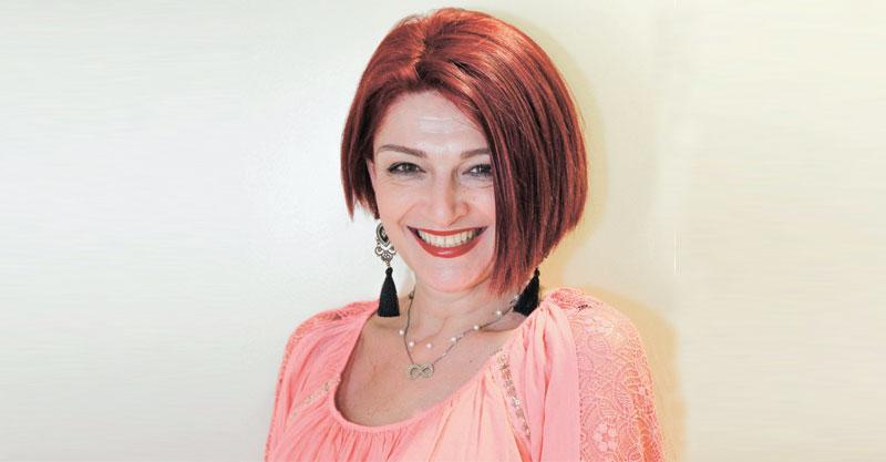אודליה אייזנברג צילום לשכת הדובר