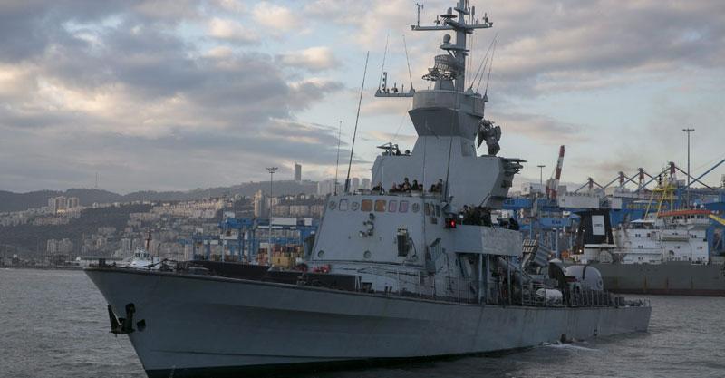 """סטי""""ל של חיל הים צילום אוליבייה פיטוסי"""