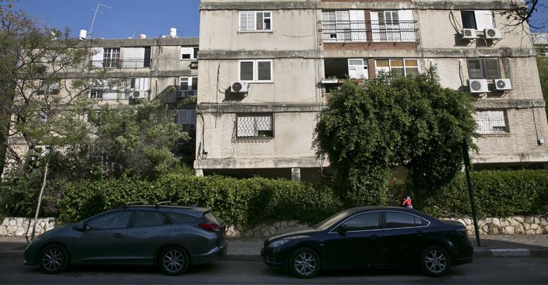רחוב זרח ברנט צילום עופר וקנין