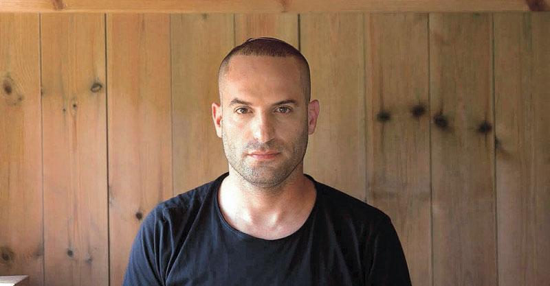 נועם מיכאל צילום ברק רובין