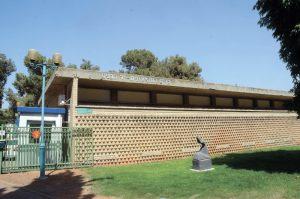 קריית המוזיאונים בית יד לבנים. צילום זאב שטרן