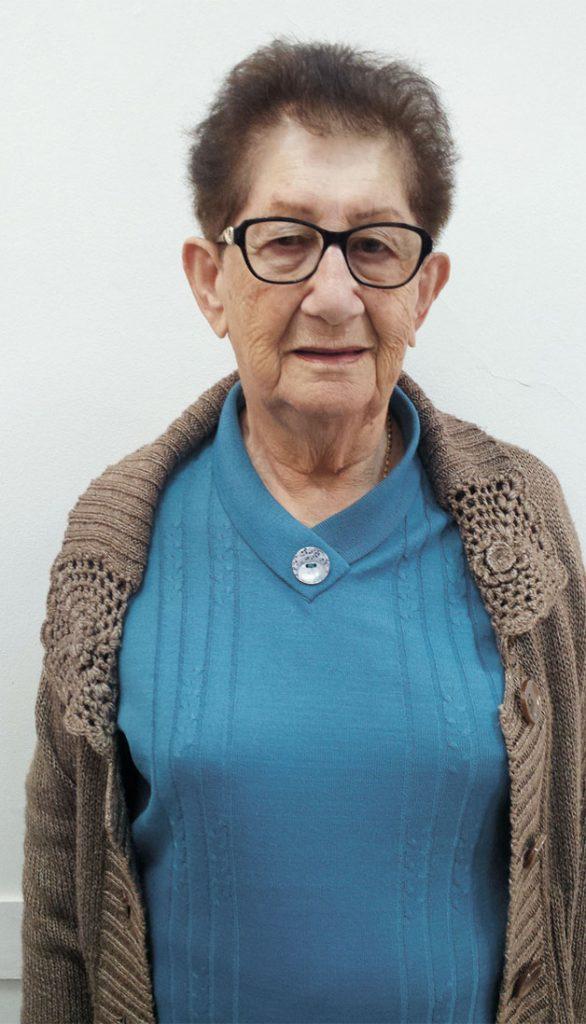 אילנה אטינגר צילום אברהם פלד