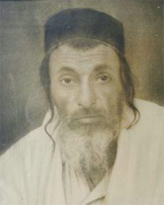 """סעדיה אברהם ז""""ל"""