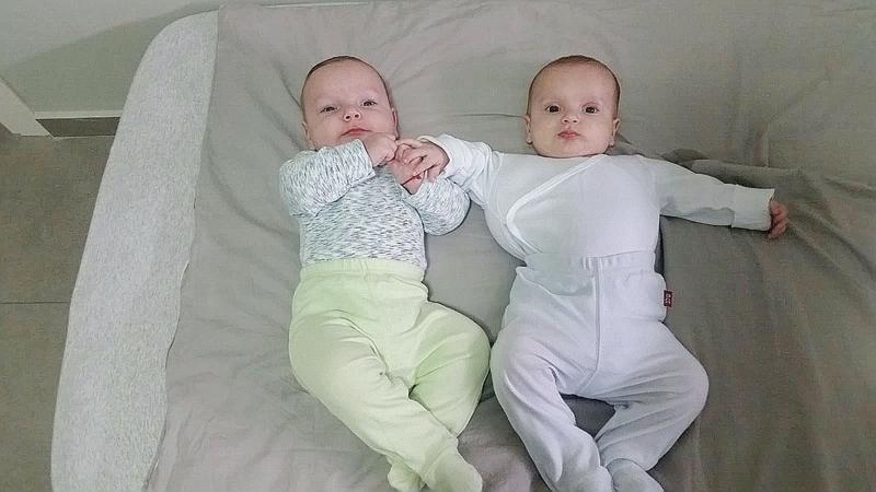 התאומים אריאל ושי. צילום באדיבות המשפחה
