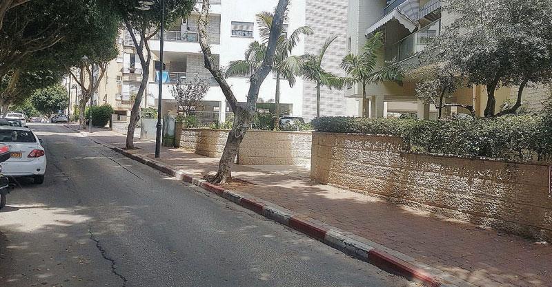 רחוב מונטיפיורי צילום קובי לוי