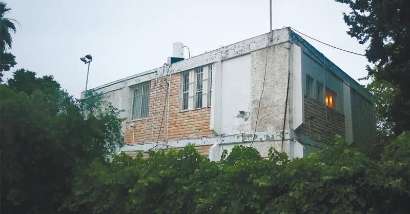 מועדון עמותת אנוש. צילום עזרא לוי