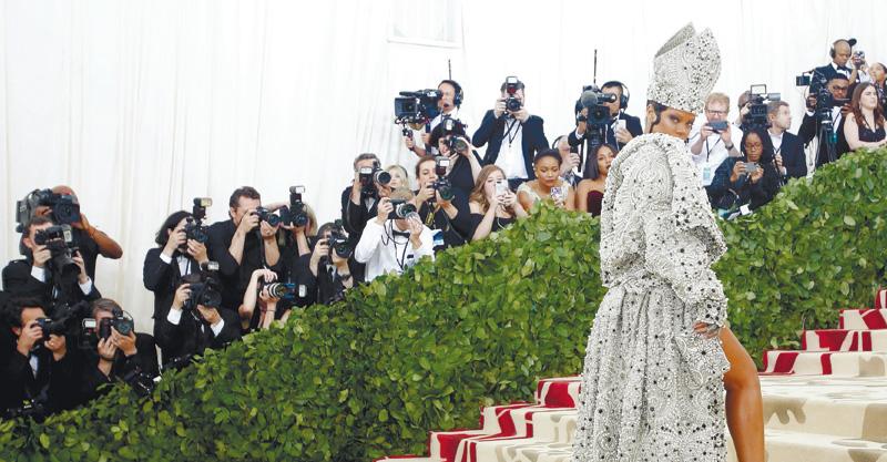 ריהאנה צילום רויטרס