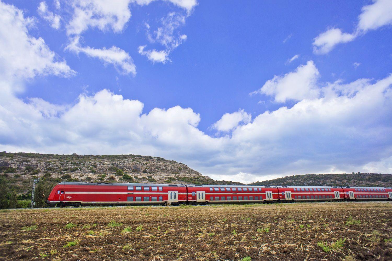 רכבת ישראל. צילום רכבת ישראל