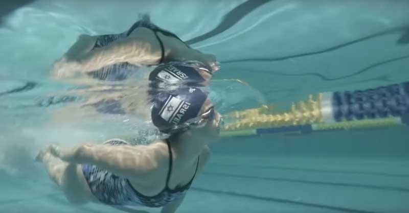 מתוך סרט הגמר מתחת לפני המים