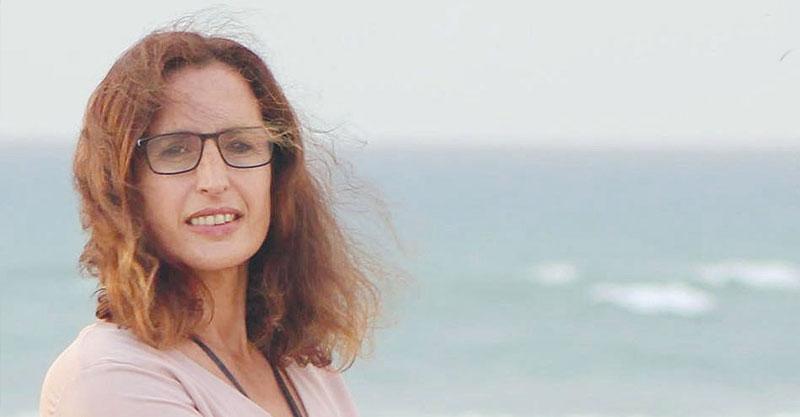 ליאורה רובין . צילום חגי תאומים