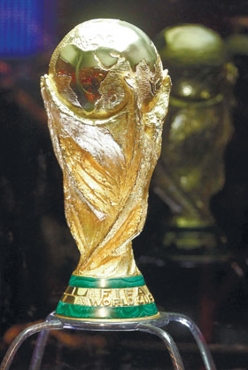 גביע המונדיאל צילום AP