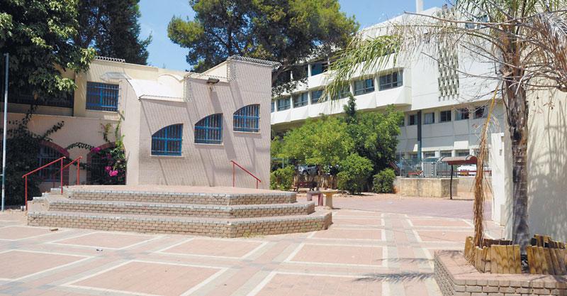 בית ספר יסודות צילום זאב שטרן
