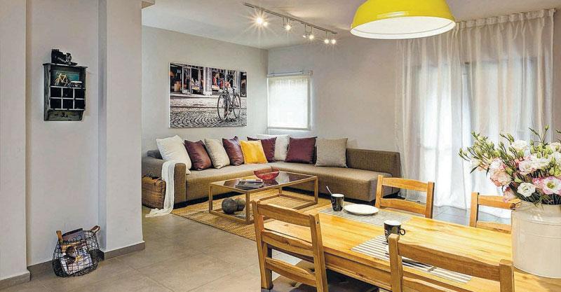 דירת 4 חדרים ברחוב דרך הציונות בשכונת גבעת הסלעים