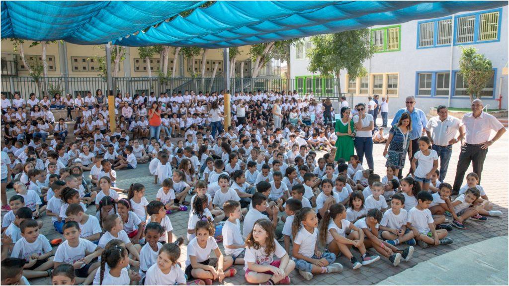 בית ספר אורנים צילום דוברות העירייה