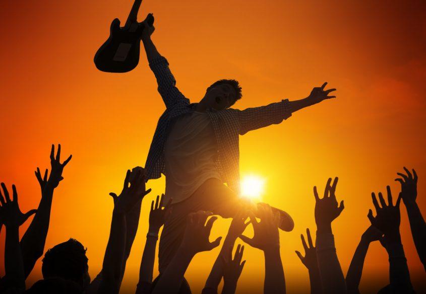 להקות שירה בציבור שכדאי להכיר (מאגר תמונות : Shutterstock)