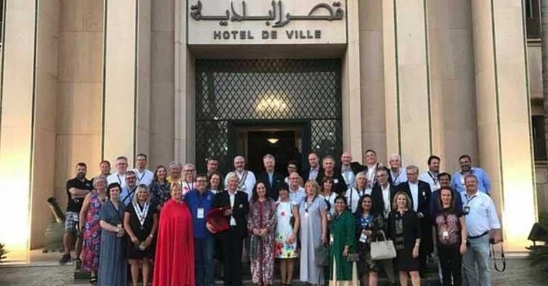 טנגנט ישראל וסיגל רפאלי- במרוקו- באדיבות טנג'נט ישראל