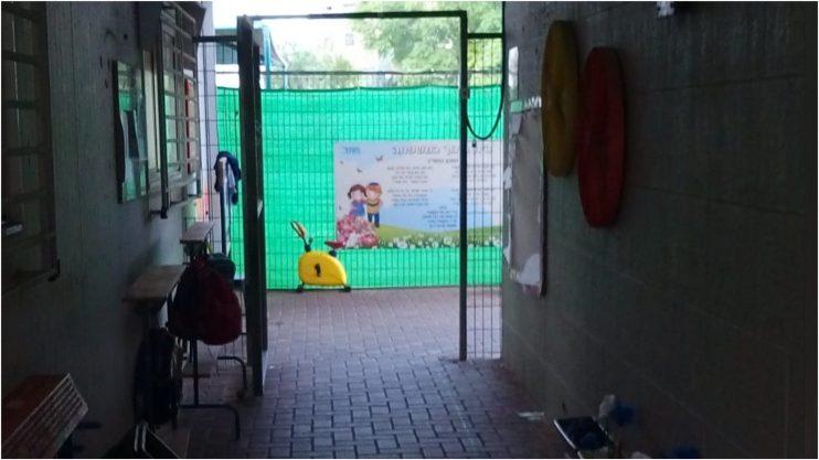גן חברון. צילום דורון שקד