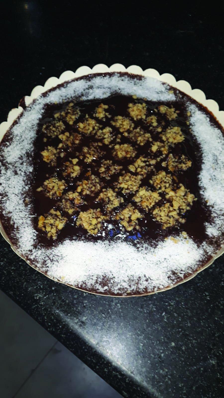 מדור אוכל עוגת שוקולד