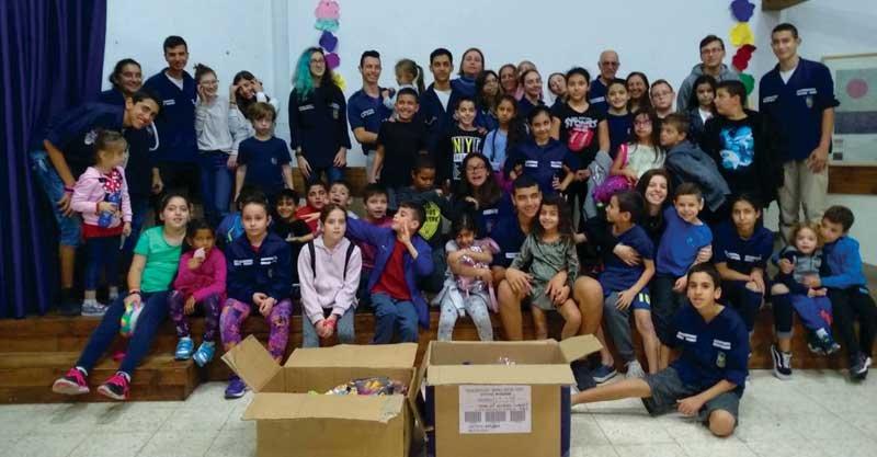 תנועות הנוער-מעוז ביתר פתח תקוה