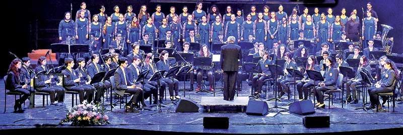 מקהלה ותזמורת