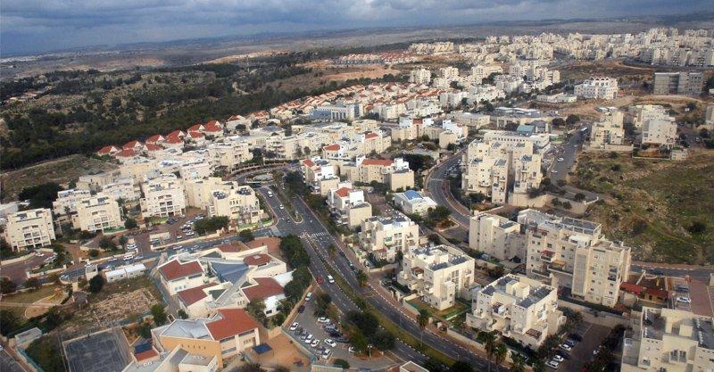 העיר אלעד. צילום משה מילנר