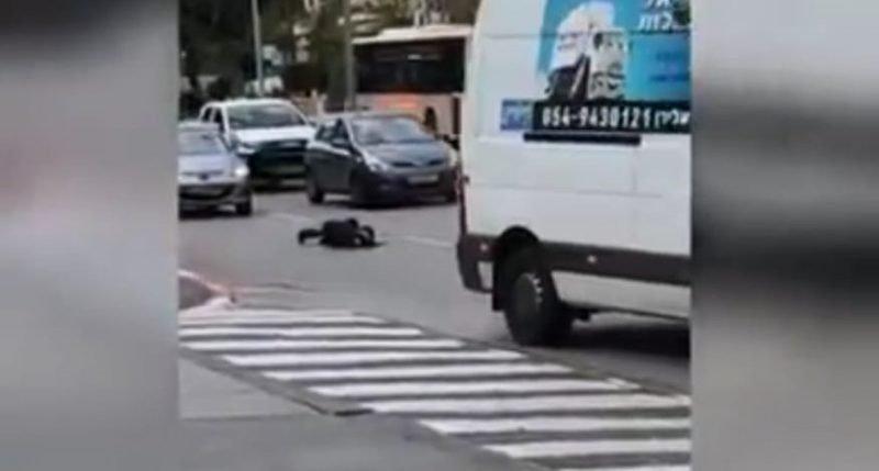 המתחזה והרכב צילום מתוך הסרטון
