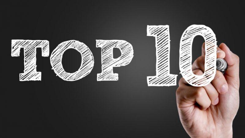 עשרת הכתבות הנקראות של השנה. מאגר Shutterstock