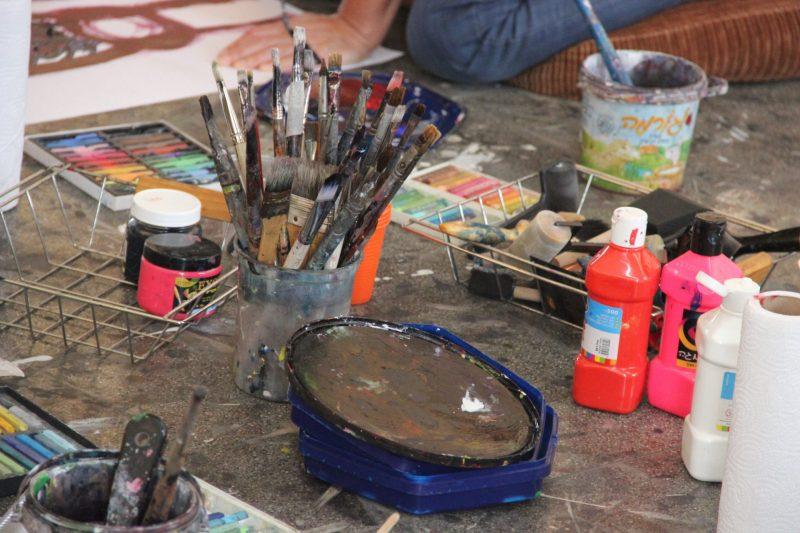 דורית טייכמן – תרפיה באומנות והתמקדות
