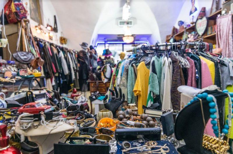 חנות הבגדים יד שניה שמבטיחה להפוך את החלום שלכן למציאות. צילום: סטודיו אורי לובן